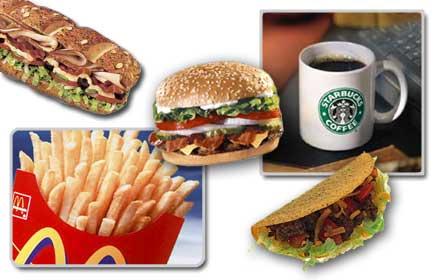 Fast Food Churches