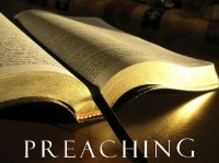 Preach the Word? Maybe not.