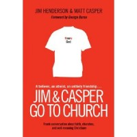 Jim and Caspar Go To Church