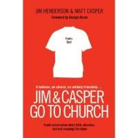 Jim and Caspar Go To Church