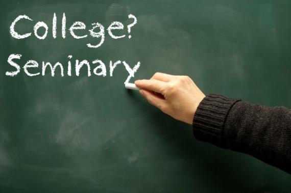 learn in seminary