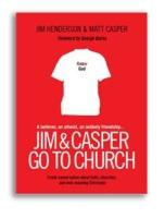 Jim & Casper Go to Church - an atheist and a Christian talk about church