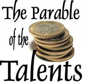parable of the talents reconsidered