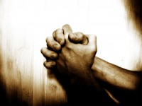 pray like a leper Luke 5:12-15