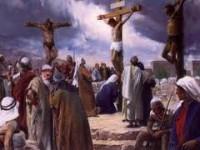 Crucifixion cross