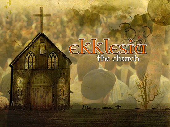 Church, Ekklesia, Kuriakon, or Circus?