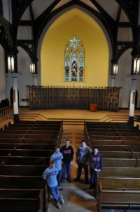 fraternity church