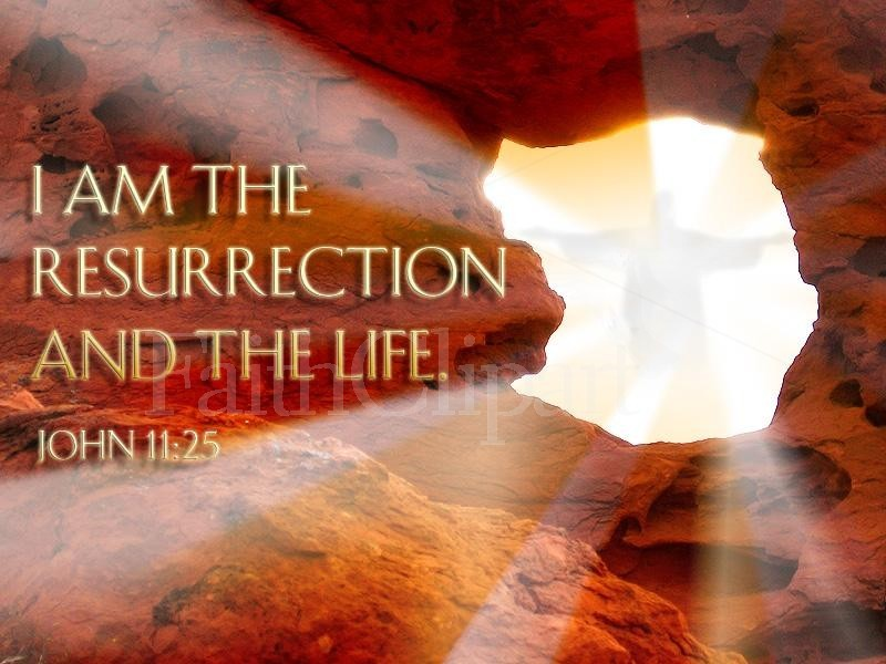 The Resurrection of Jesus is the Answer to Everything