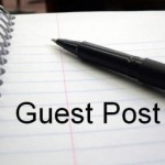 Guest Posts for my Blog