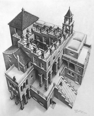 Steve Taylor - Escher's World