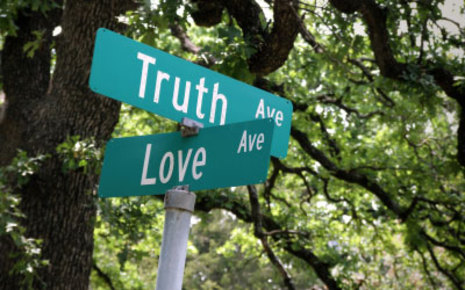 Truth vs. Love