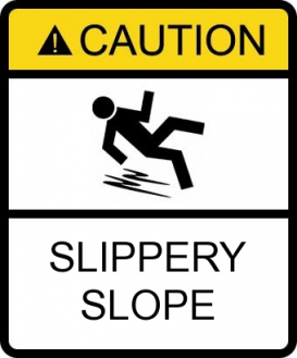 slippery-slope