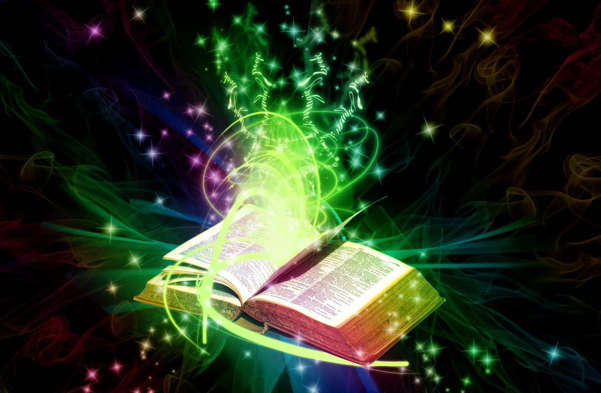 The Bible is not a Magic Book