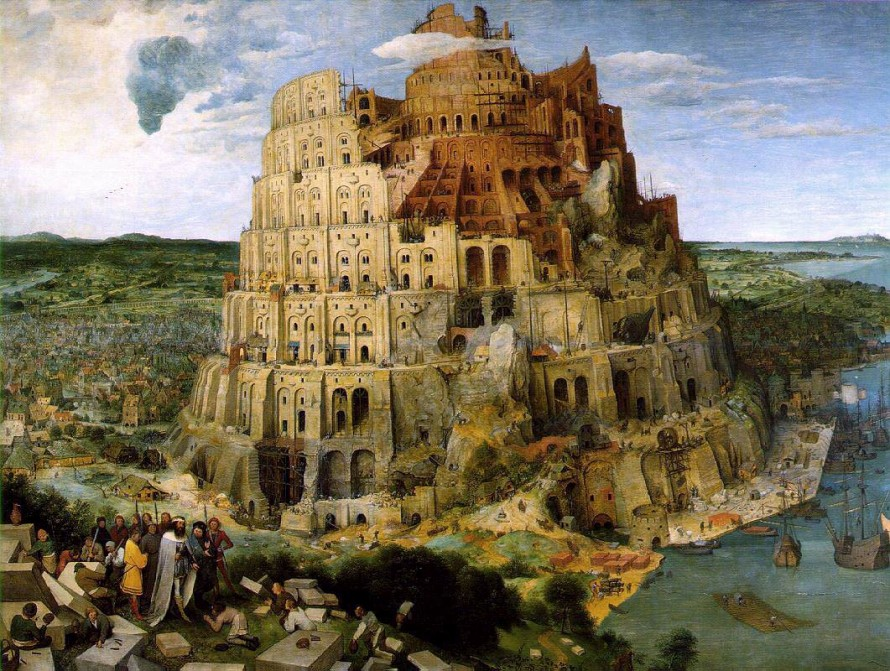 Tower of Babel - Genesis 10-11