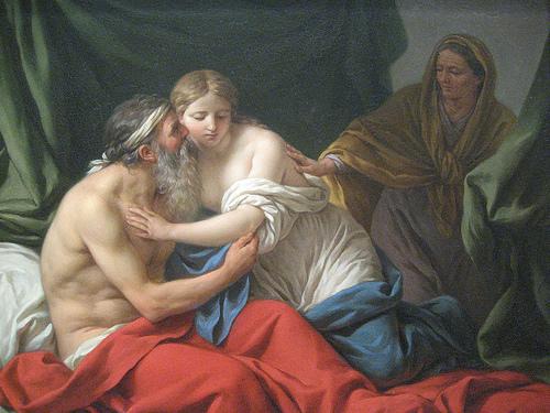 Genesis 16 Sarah, Hagar, and Abraham