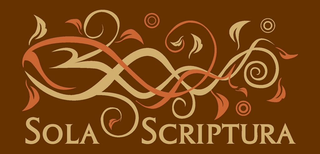 You Don't Believe in Sola Scriptura