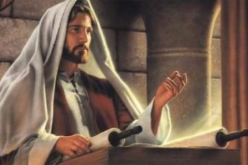 How did Jesus preach and teach?