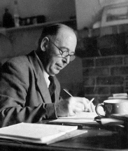Writing Routine of CS Lewis