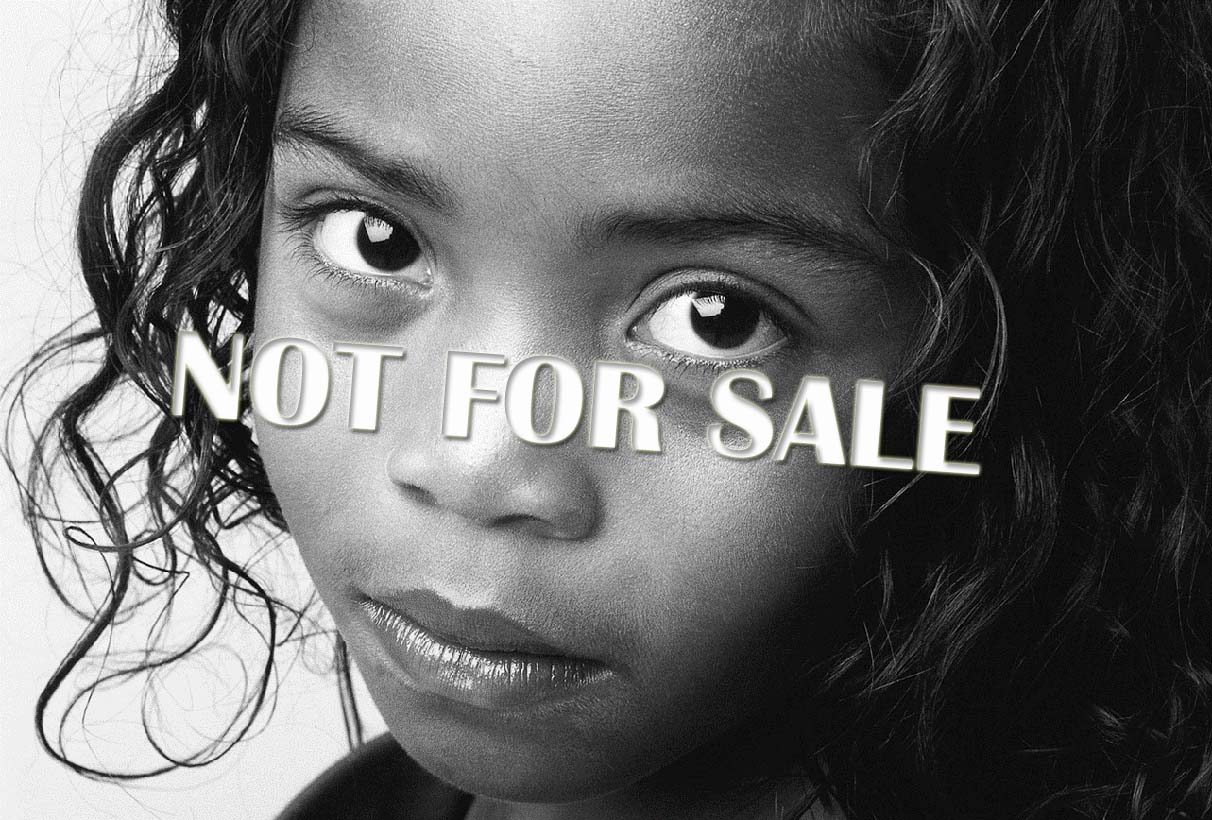 The Son of God is Selling Children