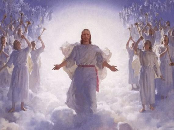 Jesus is returning today