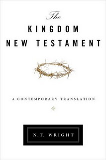 Kingdom New Testament - A Contemporary Translation by NT Wright