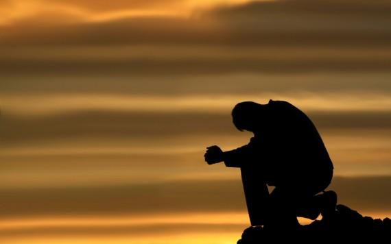 Praying against the Devil