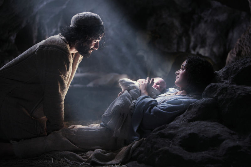 Luke 2 Joseph and Mary