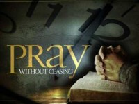 How to pray without ceasing (1 Thessalonians 5:17)
