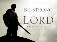 Ephesians 6:10 – Power Up!