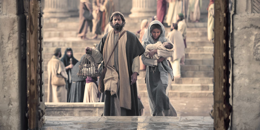 Luke 2:21-24, 39-40 – Parental Preparation for Ministry