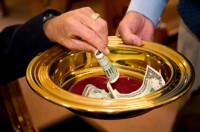 Pass on the Offering Plate