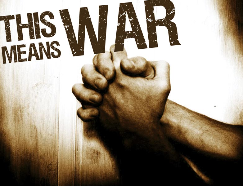 Spiritual Warfare - Prayer