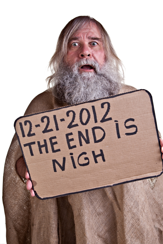 The End is Nigh 2012