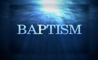 No Water Baptism in Matthew 28:19-20