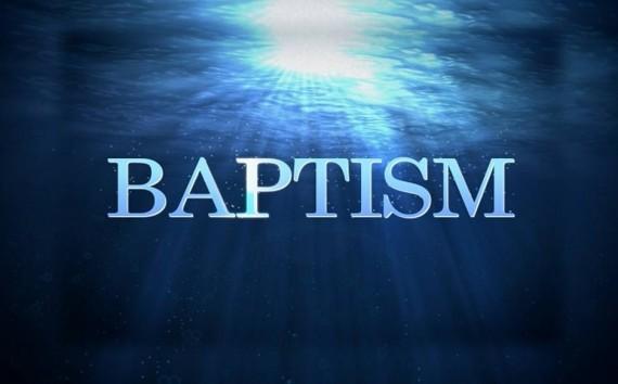 Water Baptism in Matthew 28:19-20