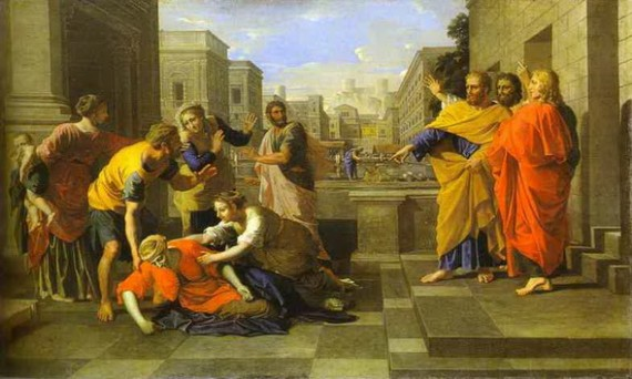 Ananias and Sapphira - Acts 5