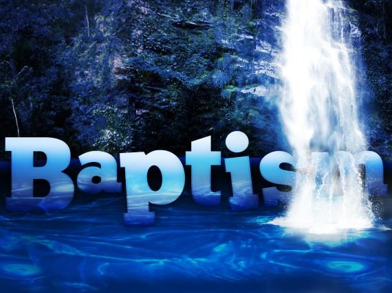 Baptism new