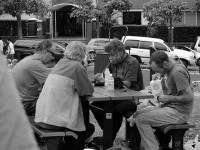 Lords Supper Homeless