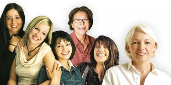 Women lead the church