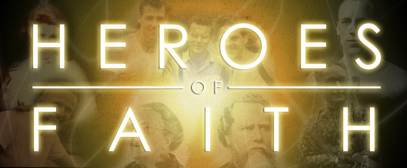 heros of faith The christian hero paul, an apostle of jesus christ by the will of god, according  to the promise of life which is in christ jesus fight the good fight of faith,.