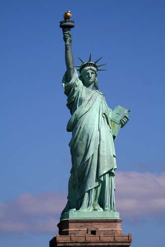 The Idol of Liberty