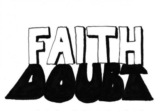 Jesus faith and doubt