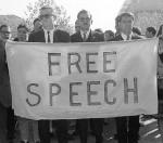 No Right to Free Speech