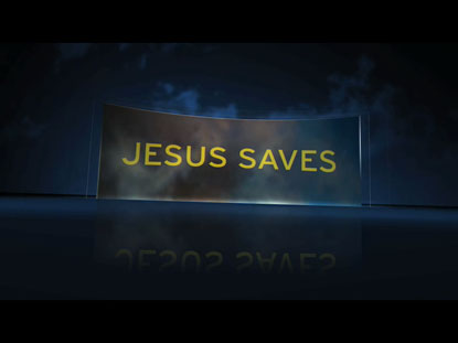 Why Jesus Wasn't Saved