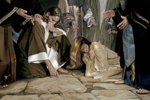 Jesus friend of prostitutes
