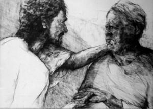 Jesus loving Lepers