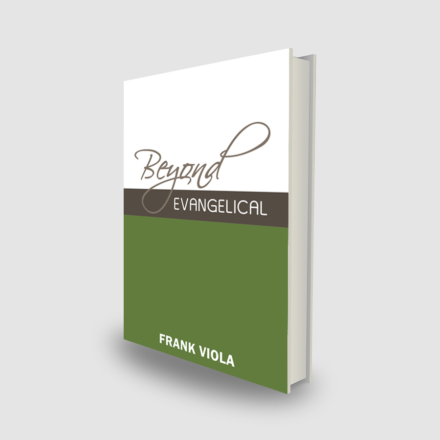 New ebook by Frank Viola