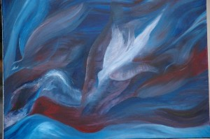 The Wind Holy Spirit