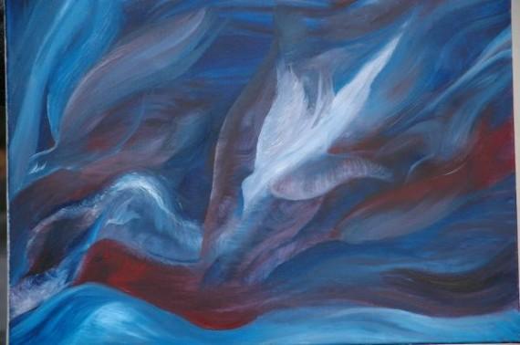 The Wind Holy Spirit