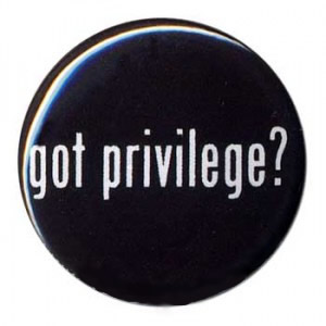 My Black Privilege